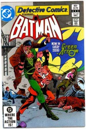 Batman - Detective Comics # 521
