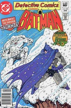 Batman - Detective Comics # 522