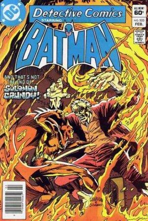 Batman - Detective Comics # 523