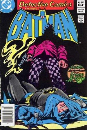 Batman - Detective Comics # 524