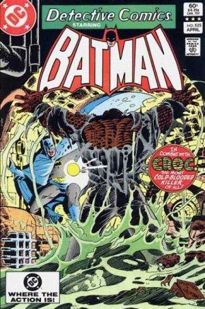 Batman - Detective Comics # 525