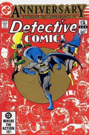 Batman - Detective Comics # 526