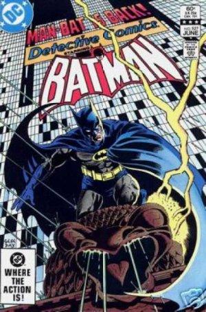 Batman - Detective Comics # 527