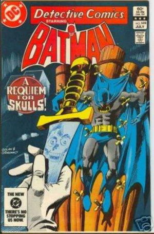 Batman - Detective Comics # 528