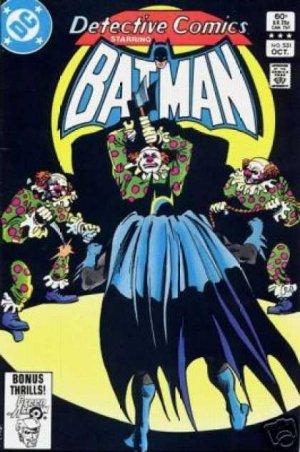 Batman - Detective Comics # 531