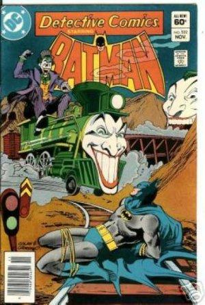 Batman - Detective Comics # 532