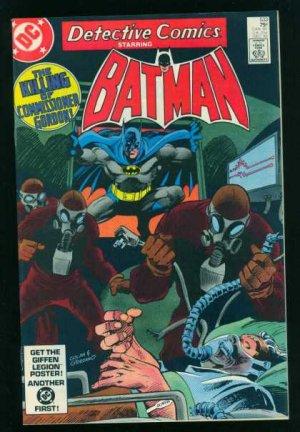 Batman - Detective Comics # 533