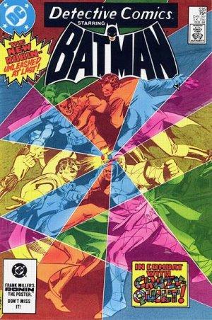 Batman - Detective Comics # 535