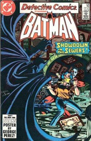 Batman - Detective Comics # 536