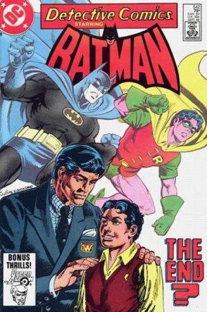 Batman - Detective Comics # 542