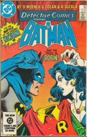 Batman - Detective Comics # 543