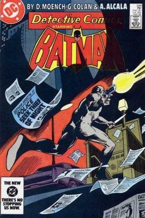 Batman - Detective Comics # 544