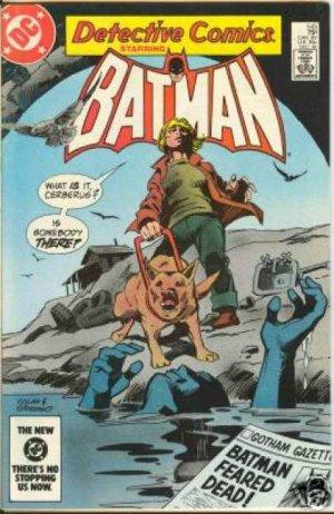 Batman - Detective Comics # 545