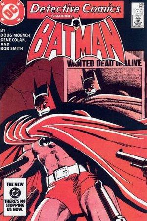 Batman - Detective Comics # 546