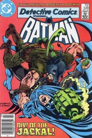 Batman - Detective Comics # 548