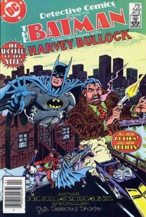 Batman - Detective Comics # 549 Issues V1 (1937 - 2011)