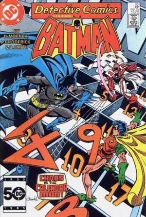 Batman - Detective Comics # 551