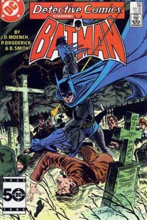 Batman - Detective Comics # 552