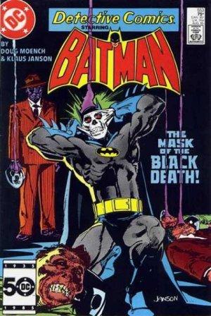 Batman - Detective Comics # 553