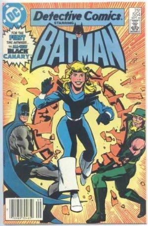 Batman - Detective Comics # 554