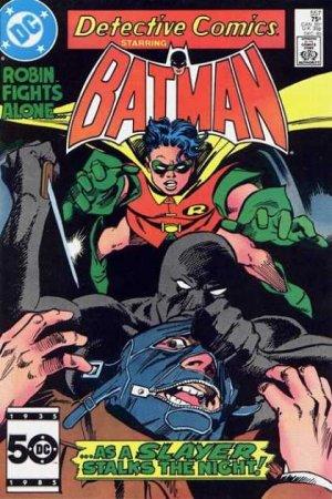 Batman - Detective Comics # 557