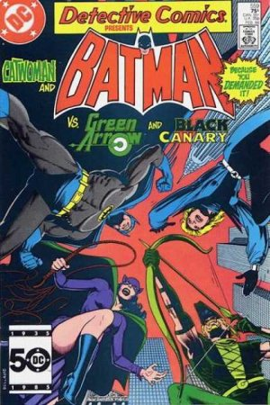 Batman - Detective Comics # 559