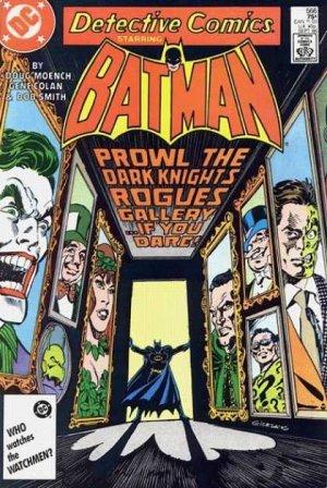 Batman - Detective Comics # 566