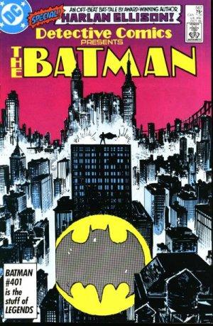 Batman - Detective Comics # 567