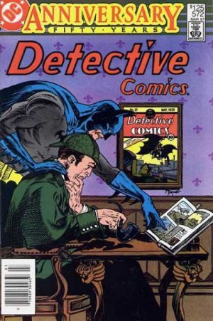 Batman - Detective Comics # 572