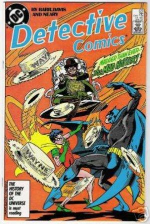 Batman - Detective Comics # 573