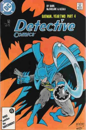Batman - Detective Comics # 578 Issues V1 (1937 - 2011)