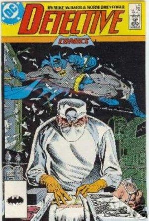 Batman - Detective Comics # 579