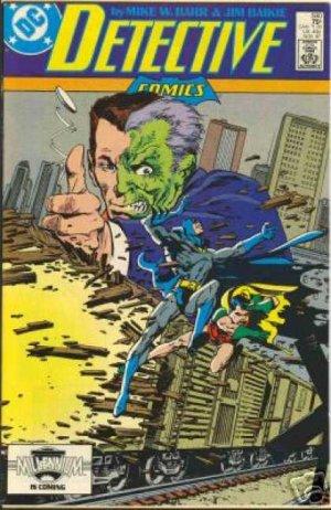 Batman - Detective Comics # 580