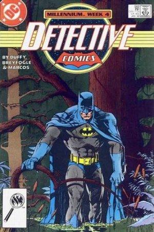 Batman - Detective Comics # 582
