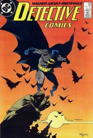 Batman - Detective Comics # 583