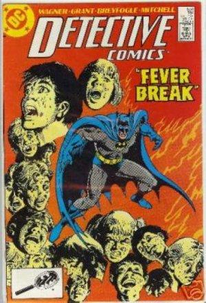Batman - Detective Comics # 584