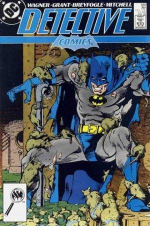 Batman - Detective Comics # 585