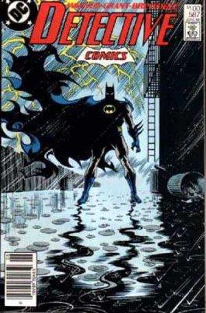 Batman - Detective Comics # 587
