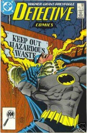 Batman - Detective Comics # 588