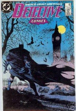 Batman - Detective Comics # 590