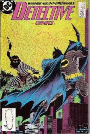 Batman - Detective Comics # 591