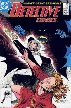 Batman - Detective Comics # 592