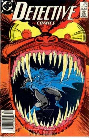 Batman - Detective Comics # 593