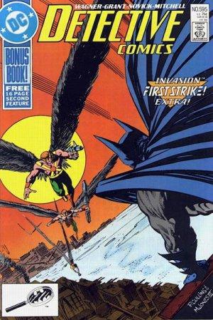 Batman - Detective Comics # 595