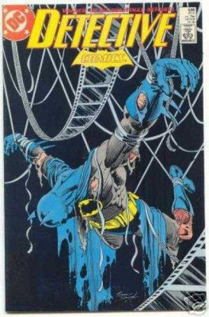 Batman - Detective Comics # 596