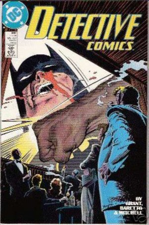 Batman - Detective Comics # 597