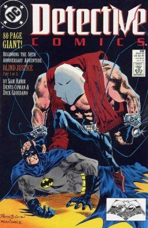 Batman - Detective Comics # 598