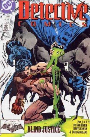 Batman - Detective Comics # 599