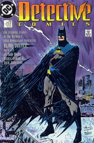 Batman - Detective Comics # 600 Issues V1 (1937 - 2011)