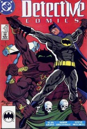 Batman - Detective Comics # 602